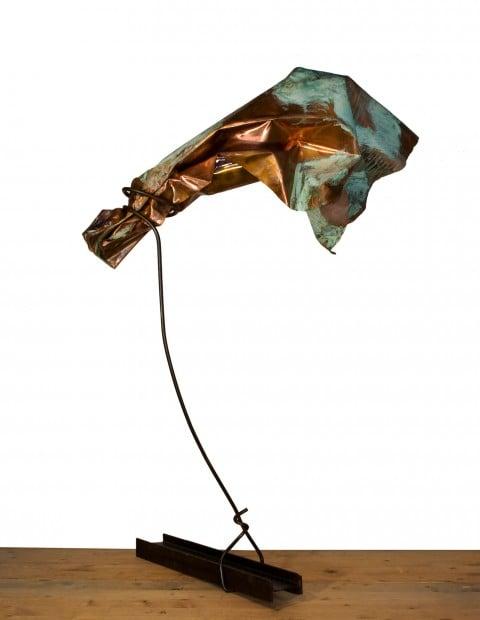 Pietro Coletta, Barchetta al vento IV, 2004