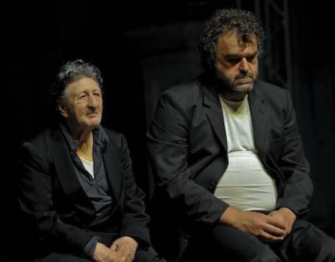 Pippo Delbono e Bobò, Barboni, 1997