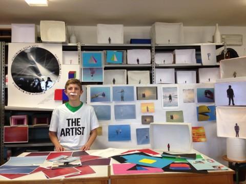 Progetto Teens, Palazzo Grassi, Venezia - Intervista all'artista - Doug Wheeler