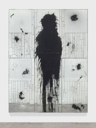 Rashid Johnson, Them, 2014 - © Rashid Johnson, Courtesy l'artista e Hauser & Wirth, Foto Martin Parsekian