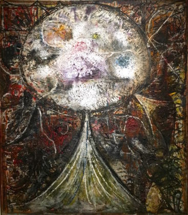 Richard Pousette-Dart, The Atom. One World, 1947-48