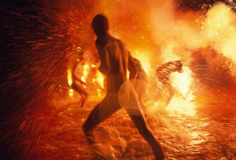 Ryan McGinley, Wet Blaze, 2013 - Courtesy l'artista e Team Gallery