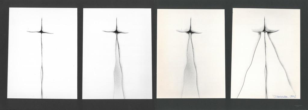Verita Monselles, Ecce Homo II serie, 1976