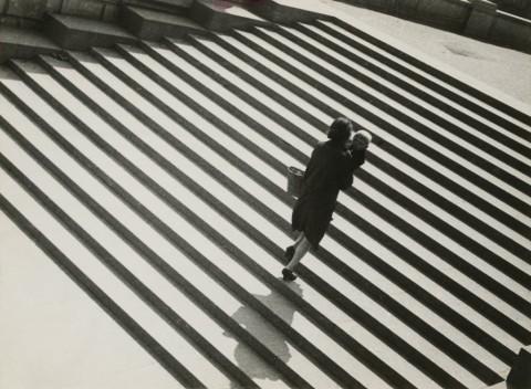 Aleksandr Rodčenko, Scale, 1930 - Collezione del Moscow House of Photography Museum - © A. Rodchenko – V. Stepanova Archive