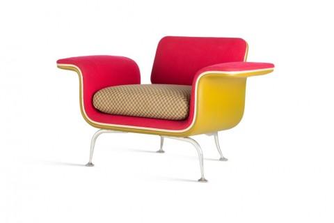 Alexander Girard, Sedia No. 66310, 1967, prod. Herman Miller Furniture Co. – collezione Vitra Design Museum - photo © Vitra Design Museum, Jürgen Hans