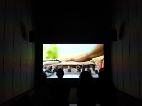 Anri Sala, Unravel, 2013 – still da video - photo Eleonora Angela Maria Ignazzi