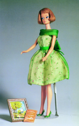 Barbie Modern Art, 1964 - © Mattel Inc.