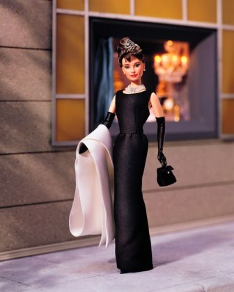 Barbie as Audrey Hepburn, 1998 - © Mattel Inc.