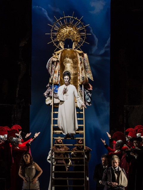 Benvenuto Cellini - regia di Terry Gilliam - photo ®Yasuko Kageyama - Opera di Roma