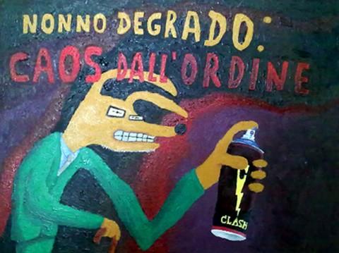 Cuoghi Corsello – Nonno Degrado – 2010