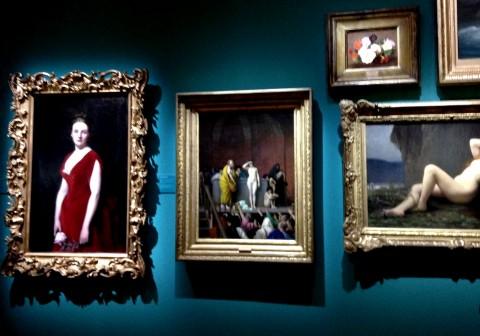 Da Poussin agli Impressionisti. Tre secoli di pittura francese dall'Ermitage - Palazzo Madama, Torino 2016