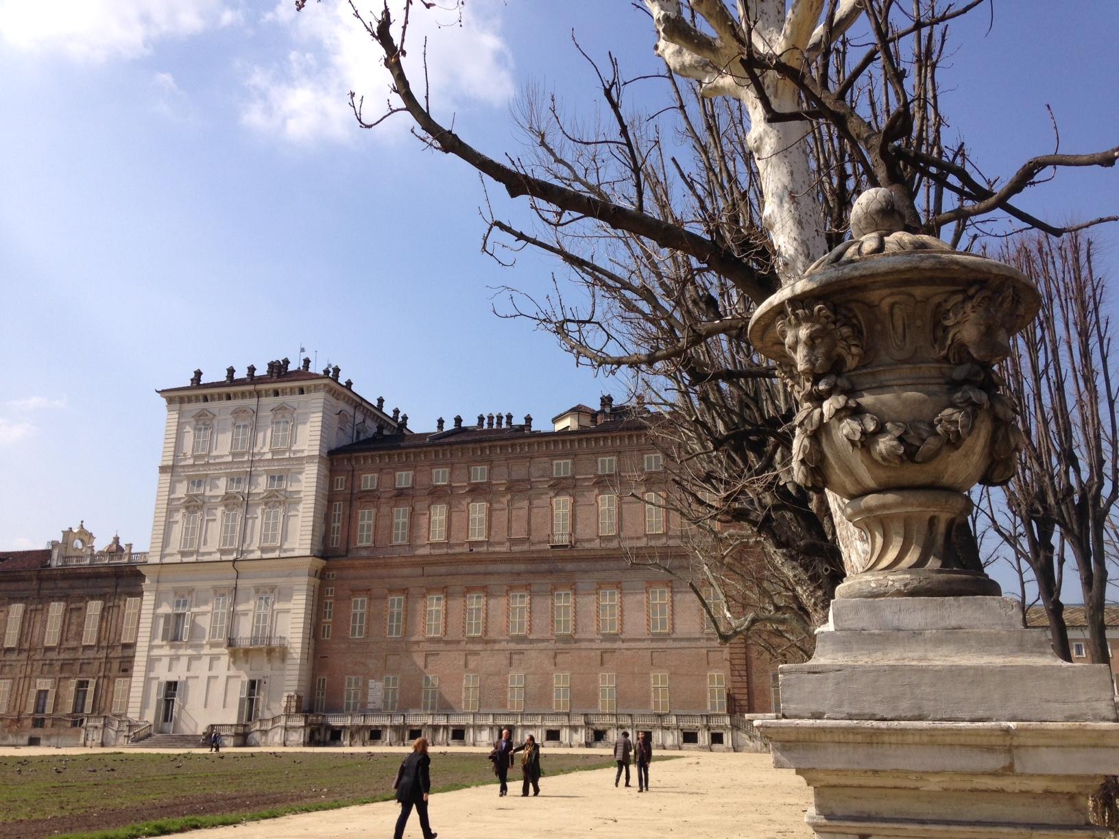 Art bonus musei reali torino giardini reali