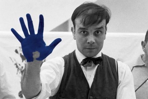 International Klein Blue