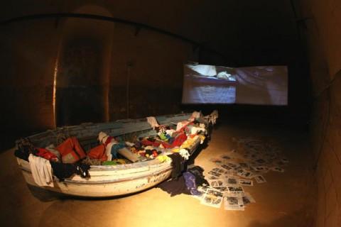 Intramoenia Extra Art - Moataz Nasr, The Shattered Dream, 2010 - courtesy l'artista & Galleria Continua - photo Maurizio Abbate-Eclettica