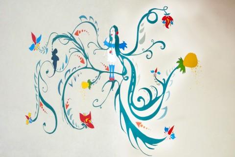Laura Baldini, Arte in ospedale, Hospital Project #1, 2011