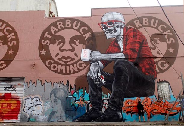 MTO, The death of the neighborhood, Wynwood-Miami, 2014