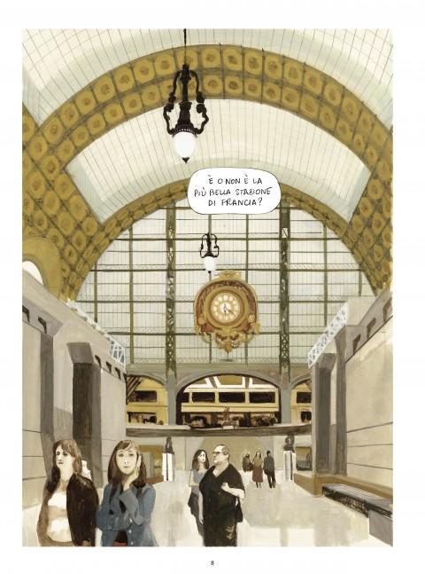 Manuele Fior, Le variazioni d'Orsay
