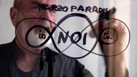 Michelangelo Pistoletto e il simbolo del Terzo Paradiso