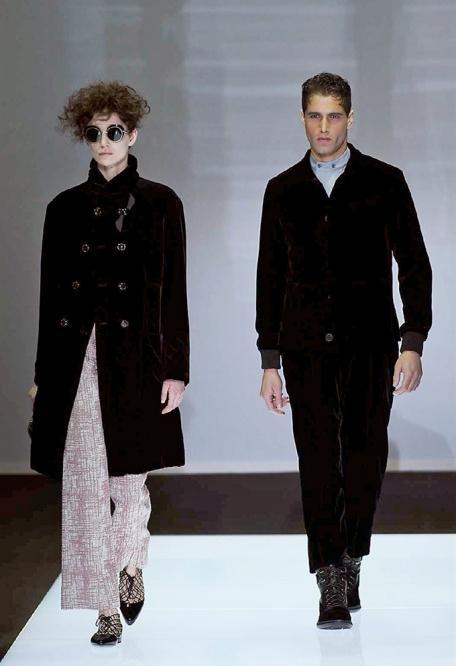 Milano Fashion Week - Giorgio Armani