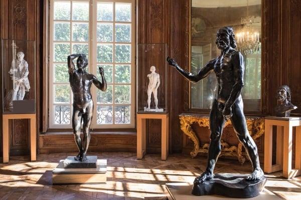 Musée Rodin, Parigi, Sala III – © Agence photographique du musée Rodin Jérôme Manoukian