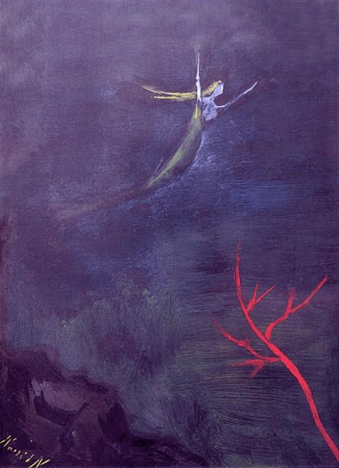 Nori de' Nobili, L'anima di Nori che sale in cielo, 1967