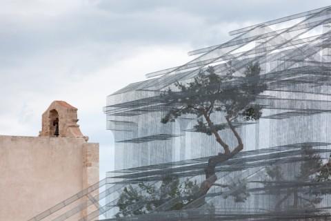 Parco archeologico Le basiliche, Manfredonia - © Blindeyefactory - Edoardo Tresoldi 2016