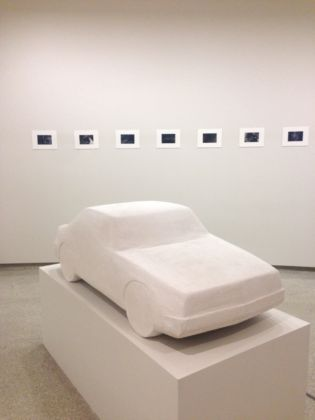 Peter Fischli & David Weiss - Auto, 1988 – photo Eleonora Angela Maria Ignazzi