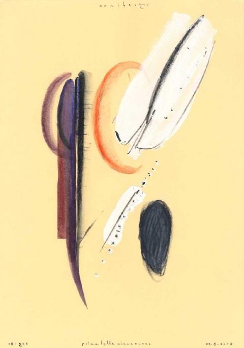 Pirro Cuniberti, Prima della ninnananna, 2008