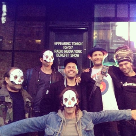 Radio Nuova York - Jovanotti + Tre Allegri Ragazzi Morti + Ricky Russo