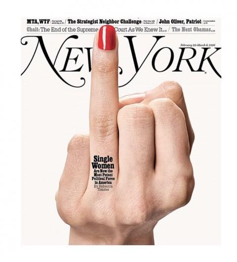 Rebecca Traister sul New York Magazine, 2016