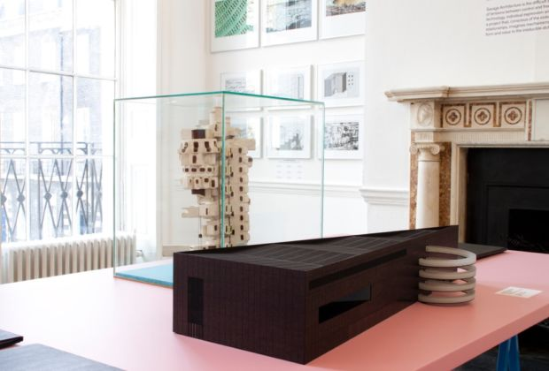 Savage Architecture - installation view at Architectural Association, Londra 2016 - © 2A+P-A