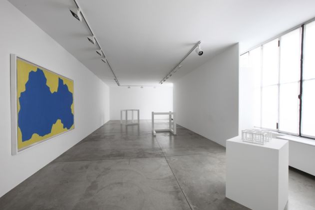 Sol LeWitt – installation view at Cardi Gallery, Milano 2016 - photo Bruno Bani