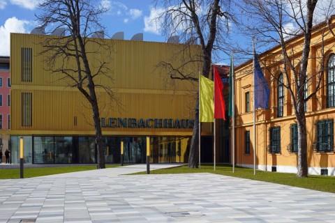 Städtische Galerie im Lenbachhaus, München
