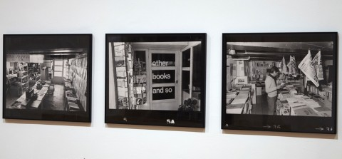 Ulises Carríon – Querido Lector. No Lea - installation view at Museo Nacional Centro de Arte Reina Sofia, Madrid 2016 - photo Joaquin Corte-s-Román Lores