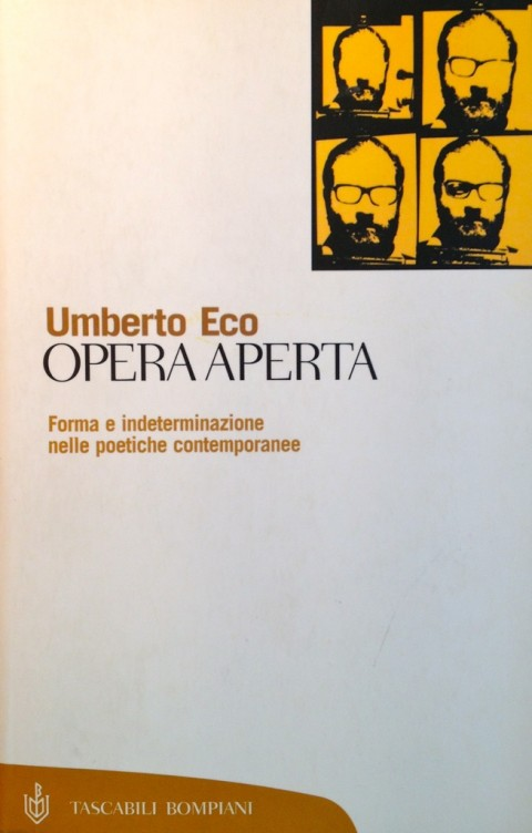 Umberto Eco, Opera aperta, Bompiani, 2006