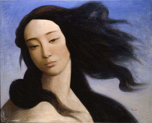 Xin Yin, Venus after Botticelli, 2008 - coll. privata - courtesy Duhamel Fine Art, Paris