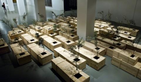 Yoko Ono, Ex It, 1997-2007 - Istanbul Modern Collection