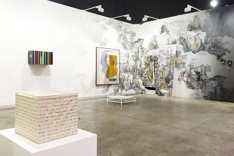 stand Art Basel Hong Kong Galleria Francesca Minini