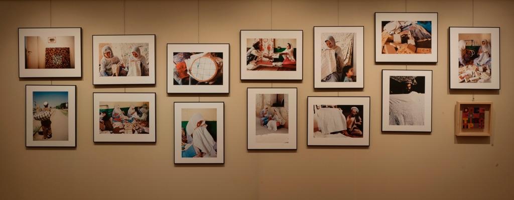 Alighiero Boetti – Il filo del pensiero – installation view at Accademia del Disegno e delle Arti, Firenze 2016 – photo Randi Steinberger