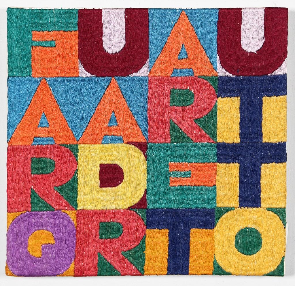 Alighiero Boetti, Far quadrare tutto, 1979