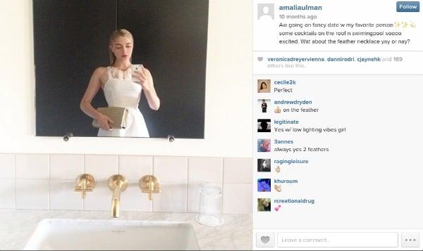 Amalia Ulman, Excellence&Perfection