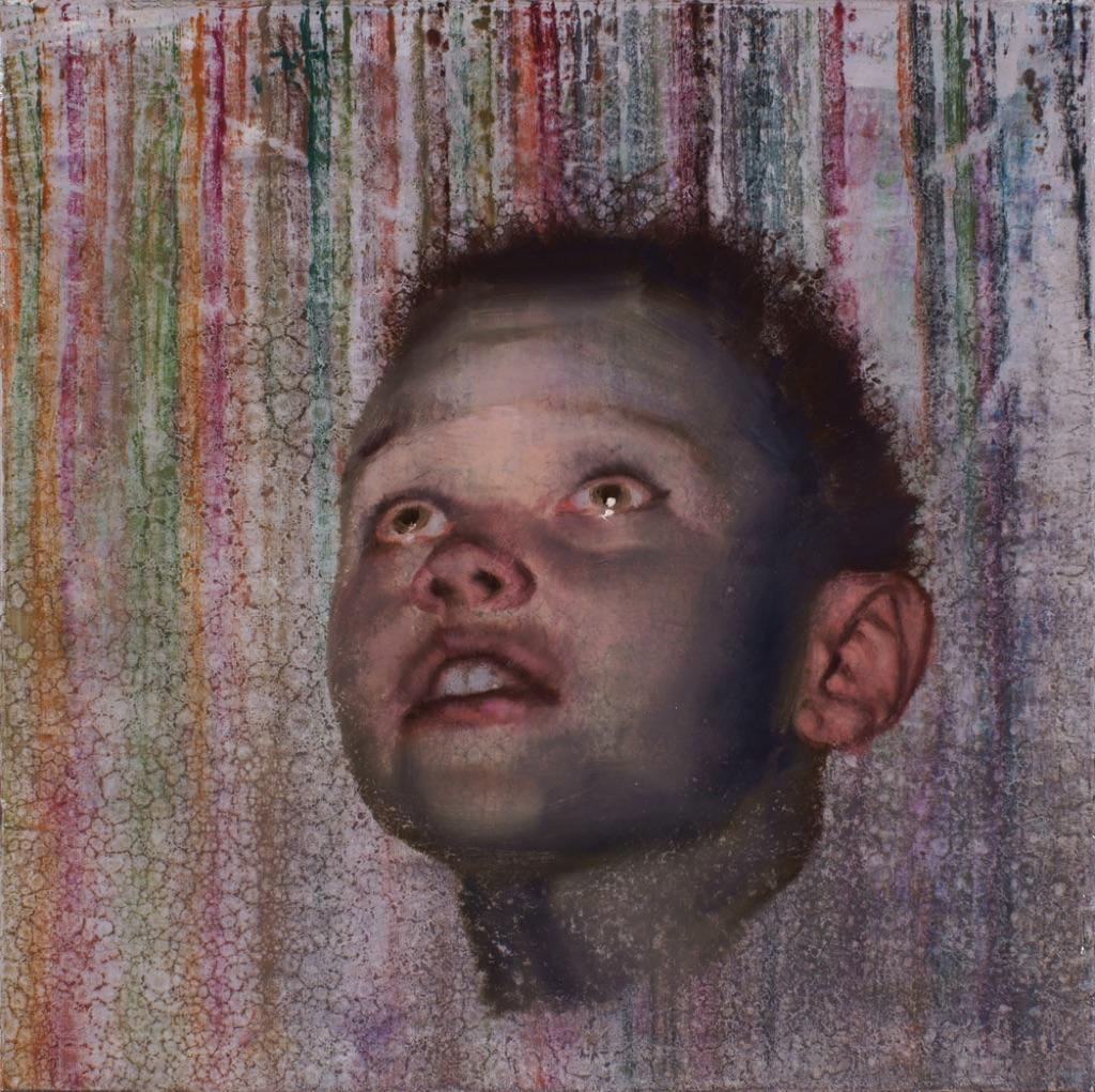 Attila Szűcs, Head of a boy, 2016 - Courtesy the artist and FL GALLERY