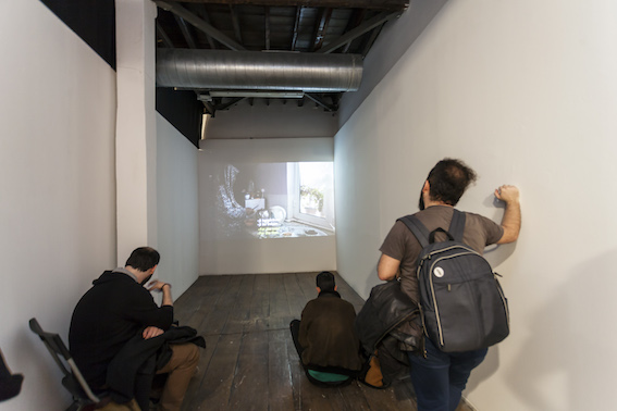 BAK. Revealing The City through Memory - installation view at DEPO, Istanbul 2016