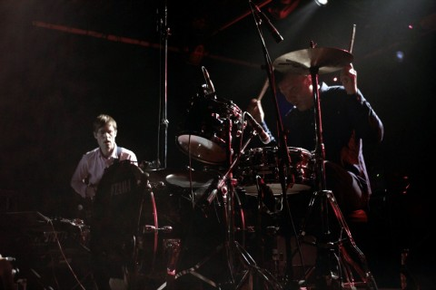 Battles - Ian Williams e John Stainer - photo Federica Fortunato
