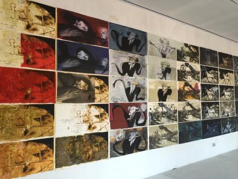 Biennale Disegno Rimini 2016 - Gianluigi Toccafondo