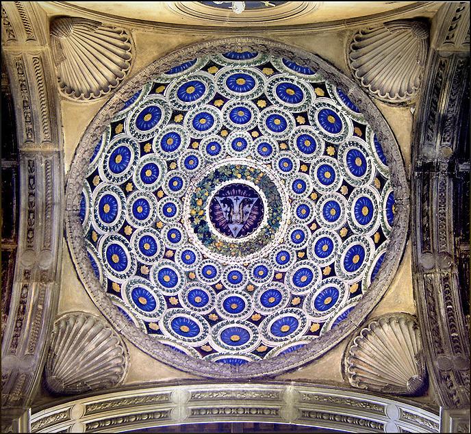 Cappella Pazzi - Basilica di Santa Croce, Firenze