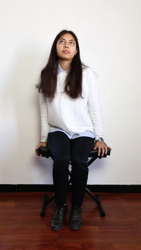 Claudia Ponzi, Cova la sfera!, 2015-16, performance