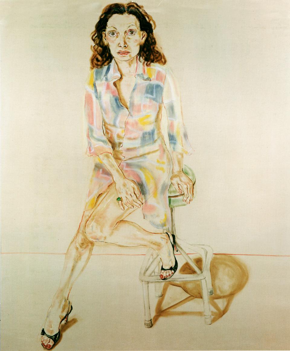 Diane von Fürstenberg by Anh Duong, 2001