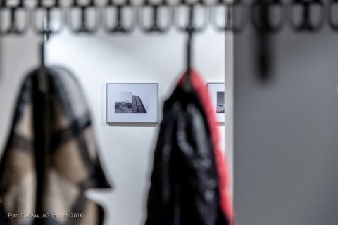Enrico Vezzi – Future in my Mind – installation view at LATO, Prato 2016