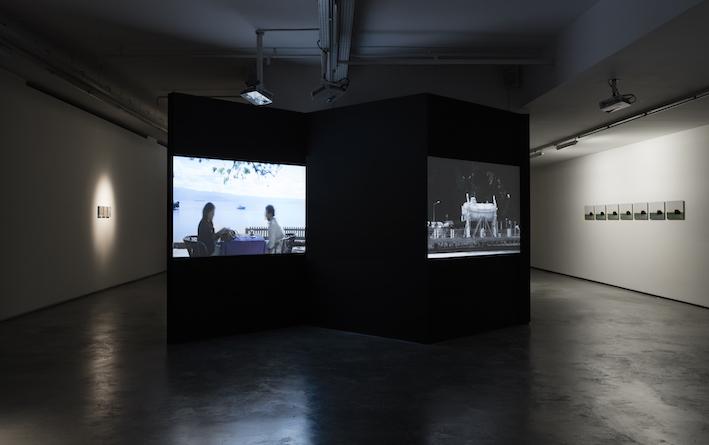 Ergin Çavuşoğlu - Which Sun Gazed Down On Your Last Dream? - installation view at Rampa, Istanbul 2016 - courtesy the artist & Rampa Istanbul - © photo André Carvalho & Tugba Karatop – Chroma